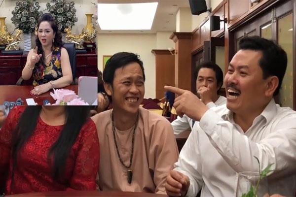 Vợ Dũng Lò Vôi đấu tố Hoài Linh: Tao căm hận tụi bây dồn tao tới đường cùng-1