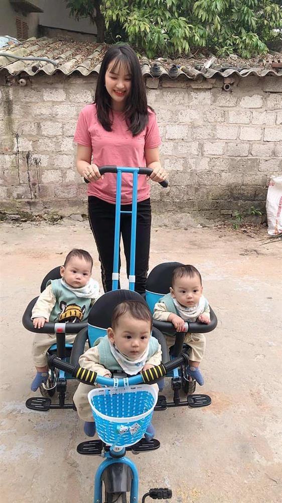 Cuộc sống chóng mặt của bà mẹ Hà Nam mang thai hiếm 8 nghìn ca có một-1
