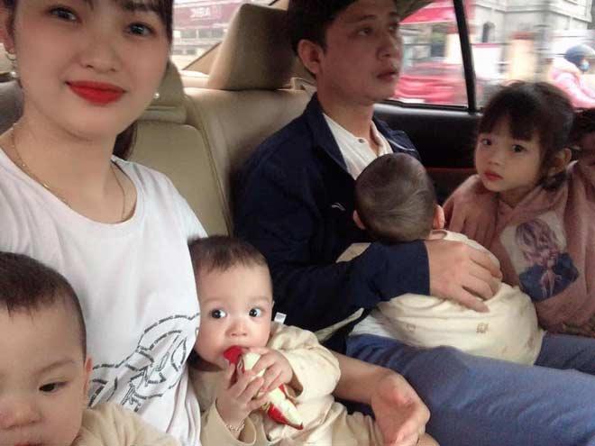 Cuộc sống chóng mặt của bà mẹ Hà Nam mang thai hiếm 8 nghìn ca có một-8