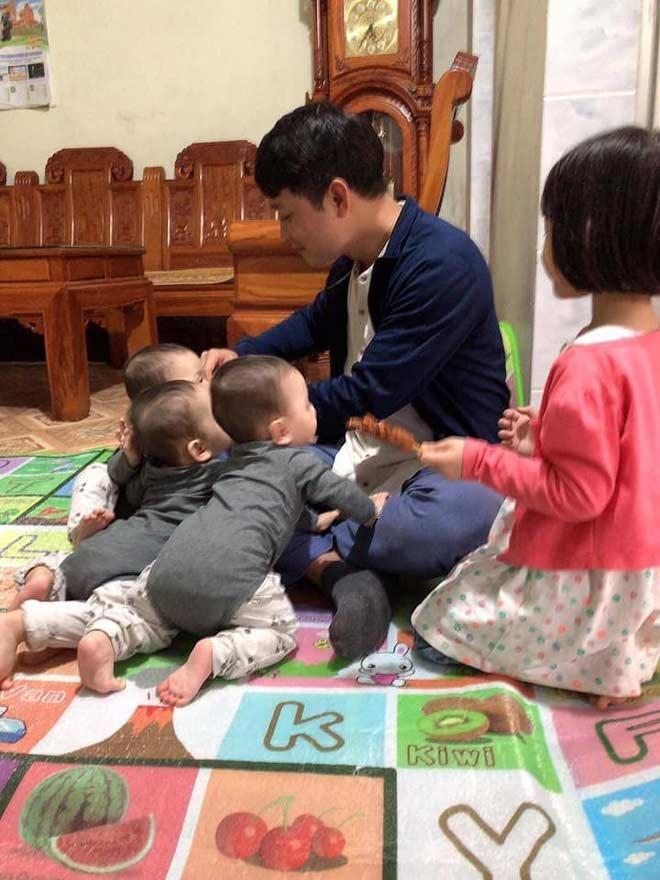 Cuộc sống chóng mặt của bà mẹ Hà Nam mang thai hiếm 8 nghìn ca có một-4