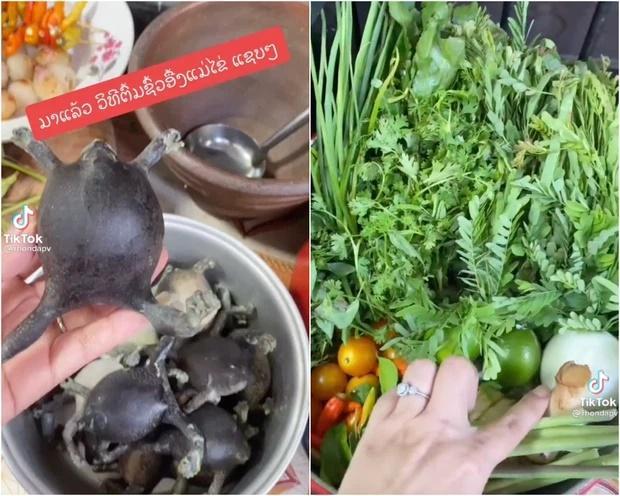 Món ăn siêu kinh dị của người Thái khiến dân mạng sốc nặng vì không tin có thể ăn được-1