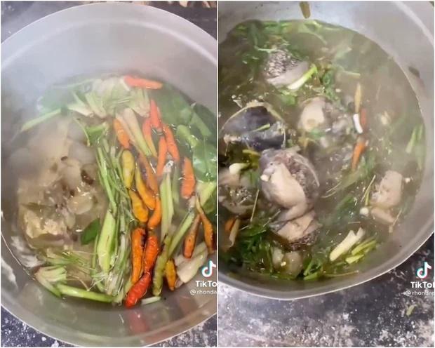 Món ăn siêu kinh dị của người Thái khiến dân mạng sốc nặng vì không tin có thể ăn được-2