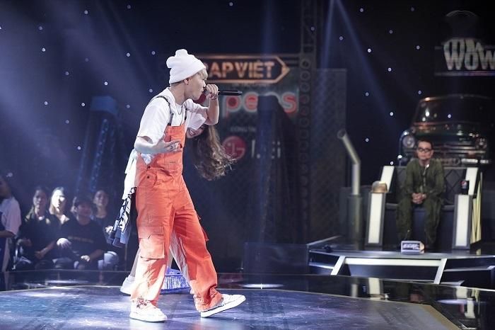 Lộ danh tính một trong hai nhân tài full điểm vòng casting Rap Việt mùa 1-4