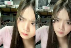 Đang livestream, nữ idol nhăn nhó rồi bất ngờ... hộc máu miệng trước sự bàng hoàng của netizen