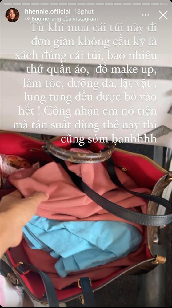 Sao Việt dùng túi hiệu: HHen Niê đựng chôm chôm, Mai Phương Thuý bày như hàng chợ-1