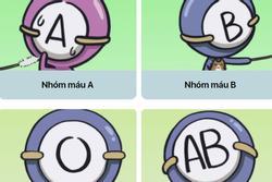 Khám phá cách 4 nhóm máu A - B - AB - O đối mặt với khủng hoảng tình cảm