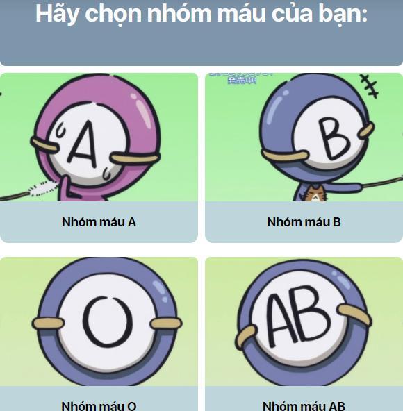 Khám phá cách 4 nhóm máu A - B - AB - O đối mặt với khủng hoảng tình cảm-1