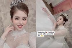 Hot girl trường báo lấy chồng mới sau khi ly hôn Huy Cung?