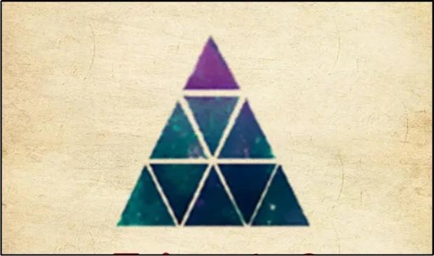 Hình tam giác yêu thích tiết lộ điều bạn coi trọng trong cuộc sống-4