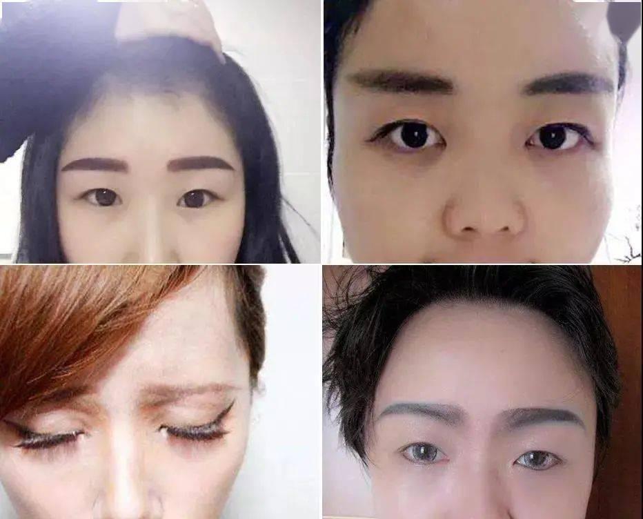 Lông mày phù hợp F5 gương mặt thần kỳ hơn cả phẫu thuật thẩm mỹ-5