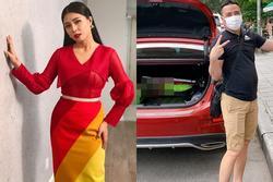MC Hoàng Linh '5 lần 7 lượt' rao bán tài sản chung với Mạnh Hùng