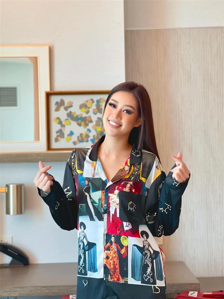 Chiến thuật nào giúp Khánh Vân rực sáng ở Miss Universe 2020?-7