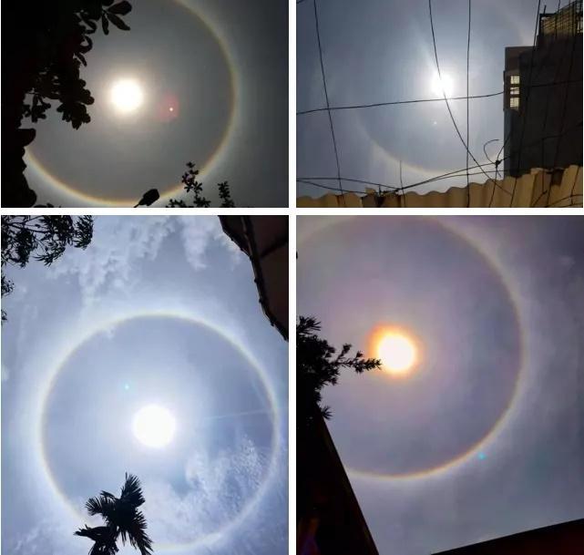 Sự thật vòng tròn như hành tinh lạ xuất hiện trên trời nhiều ngày nay-17