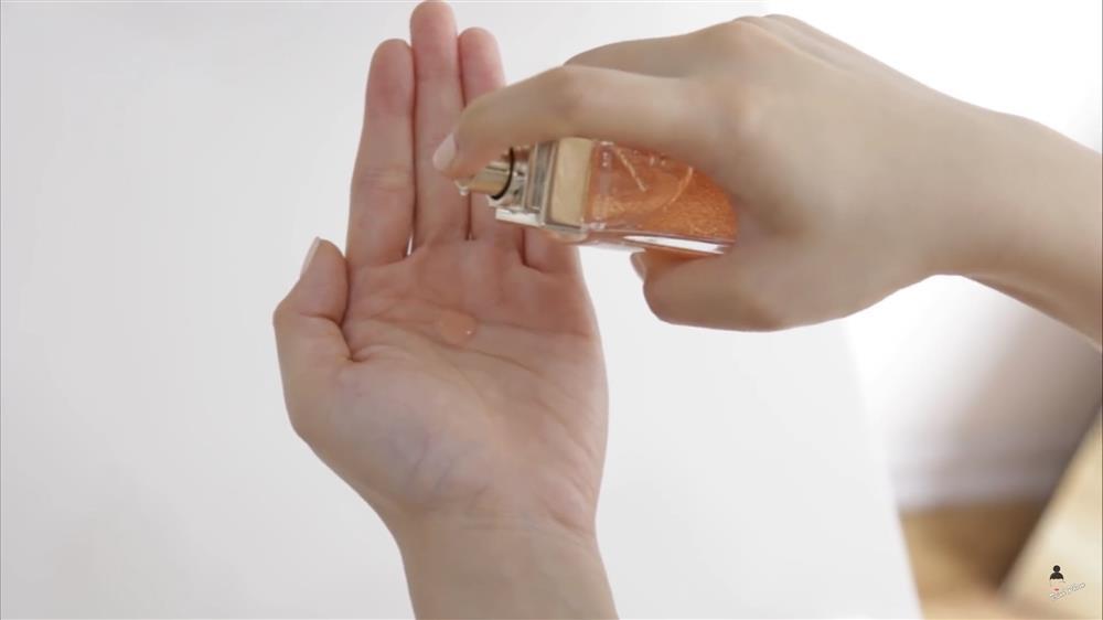 Học beauty blogger Trinh Phạm tips đong mỹ phẩm skincare đạt hiệu quả tốt nhất-10
