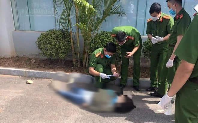 Nữ nhân viên Trung tâm Kiểm soát bệnh tật Sơn La rơi từ tầng 7 xuống đất tử vong-1