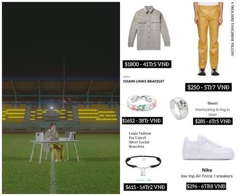 Sơn Tùng mặc cái gì mà giá tới hơn 2,3 tỷ đồng trong MV mới?-10