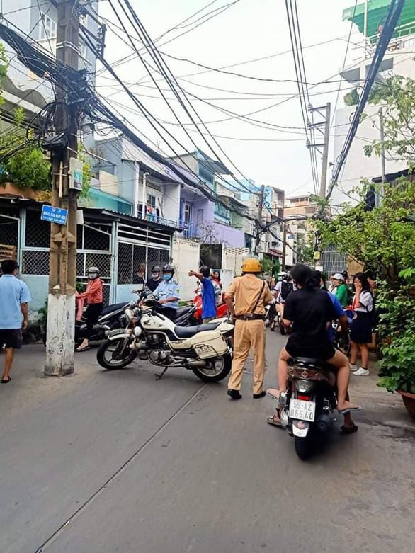 Cháy lớn nhà dân ở TP.HCM, 7 người chết-2