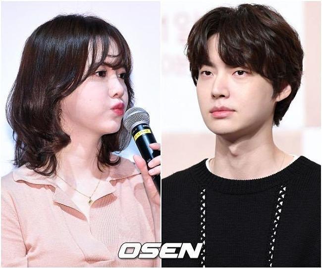 Goo Hye Sun nhận gạch đá vì xin tha thứ cho chồng cũ-2