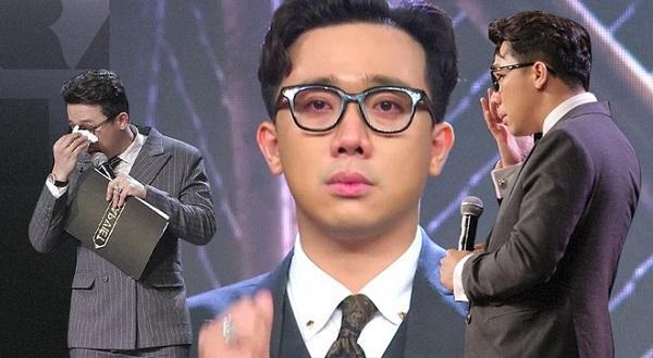 Sau nhiều đồn đoán mất mic, Trấn Thành vẫn vững chân MC Rap Việt mùa 2-2