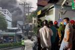 Nhân chứng vụ cháy làm 8 người chết: Họ ở tầng 1 nên chạy ra không kịp-4