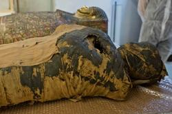 Xác ướp mang thai đầu tiên trên thế giới được khai quật