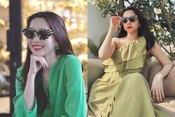Hoa hậu Đặng Thu Thảo: Nàng dâu hào môn chỉ mải mê diện đồ cũ