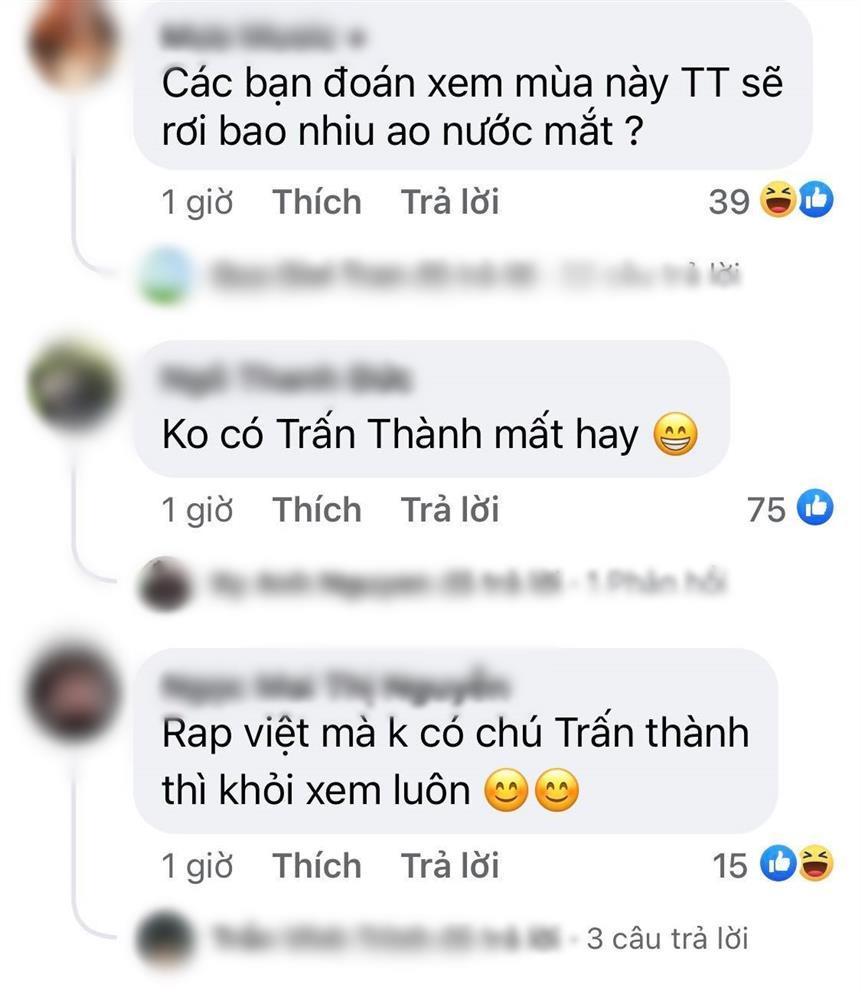 Netien nổi lửa khi biết Trấn Thành giữ cây mic vàng làng Rap Việt mùa 2-3