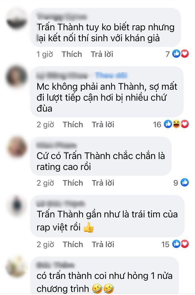 Netien nổi lửa khi biết Trấn Thành giữ cây mic vàng làng Rap Việt mùa 2-4