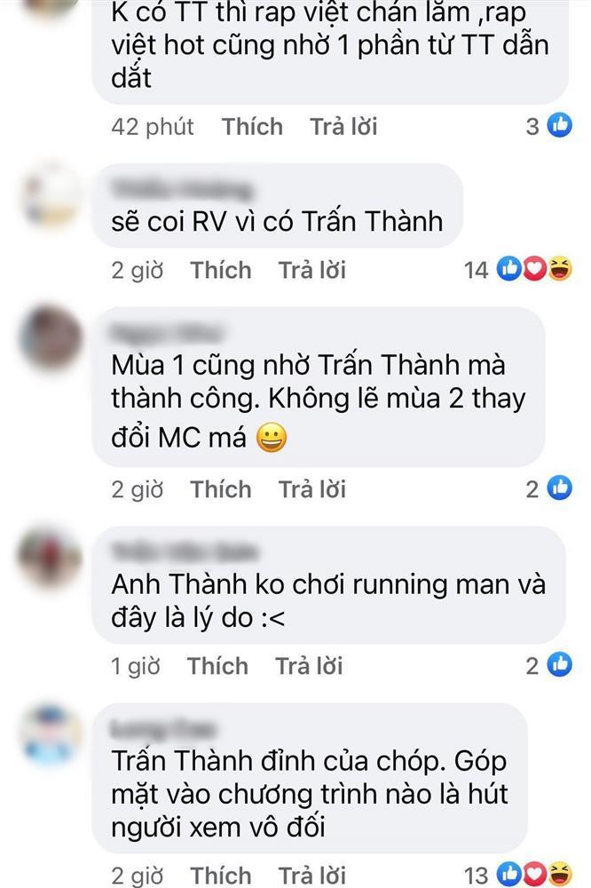 Netien nổi lửa khi biết Trấn Thành giữ cây mic vàng làng Rap Việt mùa 2-2
