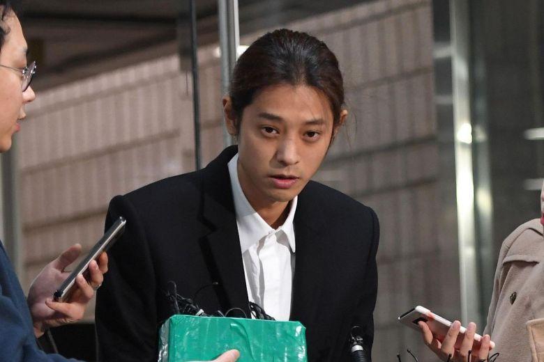 Tình cũ Jung Joon Young khởi kiện vì cho rằng mình bị quay lén-1