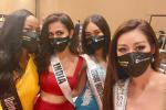 Khánh Vân lấy điểm 10 tinh tế khi nhập cuộc Miss Universe 2020