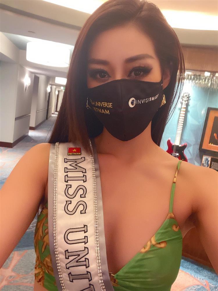 Khánh Vân lấy điểm 10 tinh tế khi nhập cuộc Miss Universe 2020-5