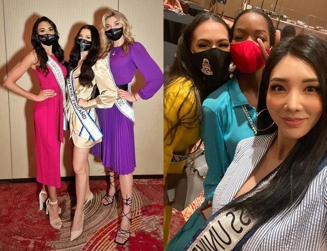 Khánh Vân lấy điểm 10 tinh tế khi nhập cuộc Miss Universe 2020-19