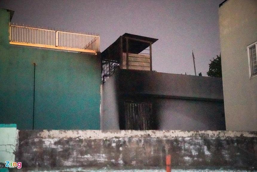 Nhân chứng vụ cháy làm 8 người chết: Họ ở tầng 1 nên chạy ra không kịp-1