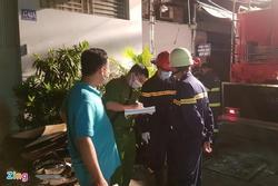 Nhân chứng vụ cháy làm 8 người chết: Họ ở tầng 1 nên chạy ra không kịp