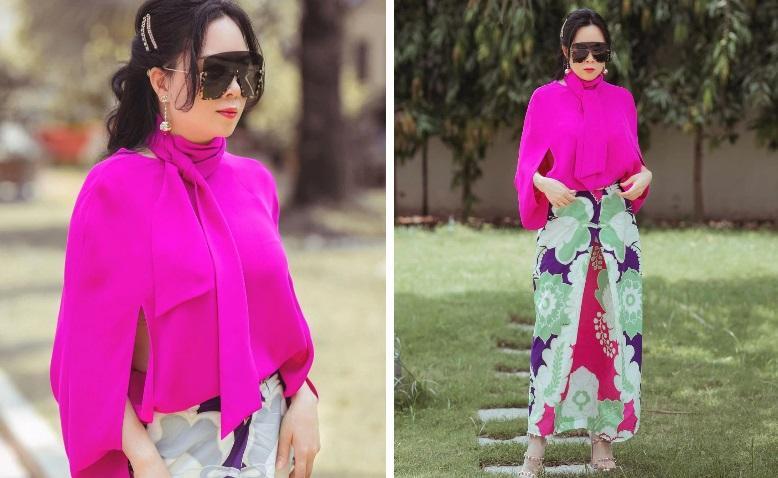 Phượng Chanel đụng hàng Song Hye Kyo: Lên đời style nhưng vẫn lép vế-1
