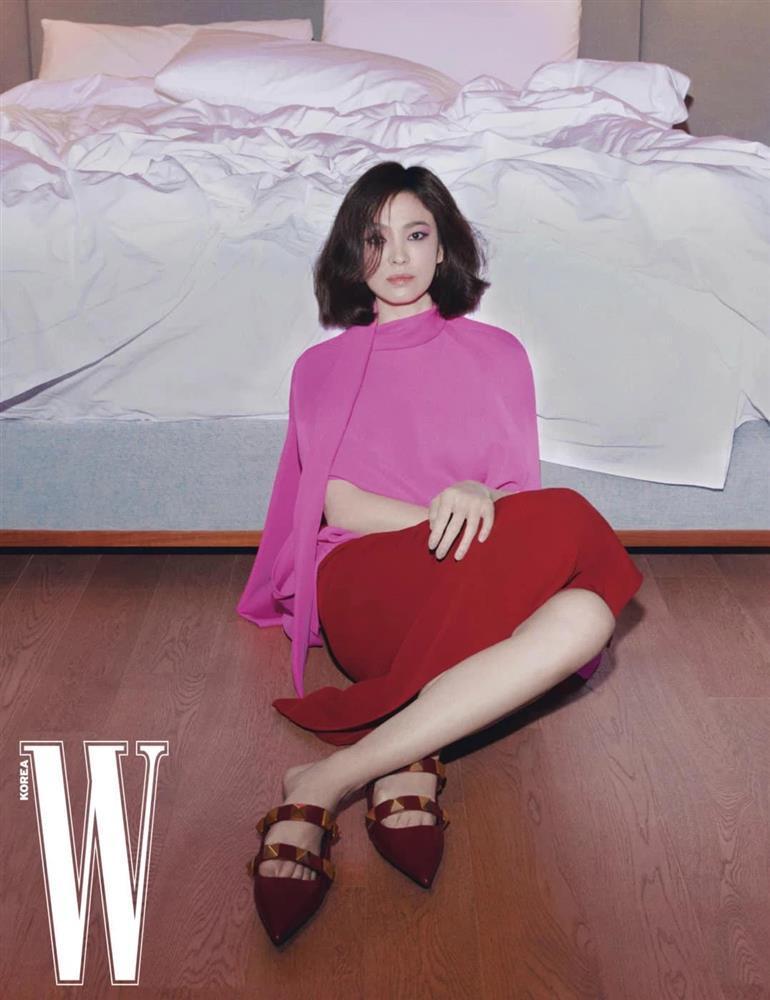 Phượng Chanel đụng hàng Song Hye Kyo: Lên đời style nhưng vẫn lép vế-3