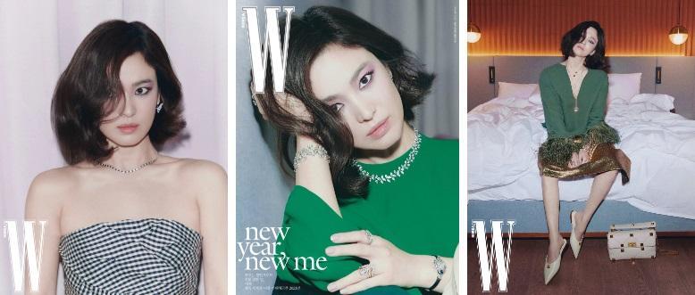 Phượng Chanel đụng hàng Song Hye Kyo: Lên đời style nhưng vẫn lép vế-4