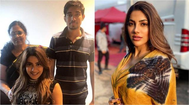 Người đẹp Ấn Độ Nikki Tamboli đau đớn khi anh trai chết vì Covid-19-1
