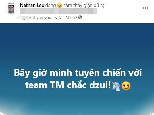 Nathan Lee dọa bóc phốt Thu Minh, lôi cả Thủy Tiên chịu trận-1