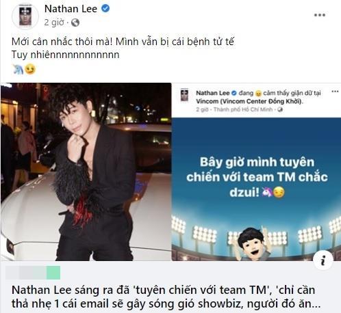 Nathan Lee dọa bóc phốt Thu Minh, lôi cả Thủy Tiên chịu trận-5