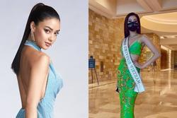 Đối thủ mạnh bậc nhất Miss Universe 2020 trầm trồ vì Khánh Vân