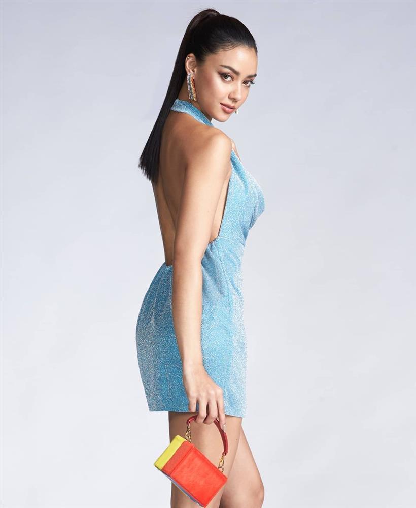 Đối thủ mạnh bậc nhất Miss Universe 2020 trầm trồ vì Khánh Vân-6