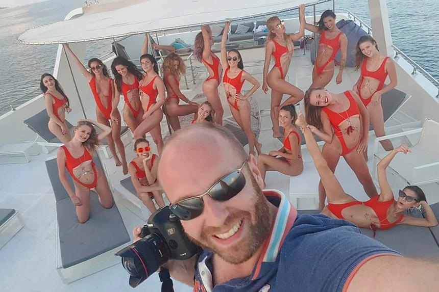 Vụ nhóm người mẫu khỏa thân ở Dubai: Nhân vật cầm đầu lên tiếng-2