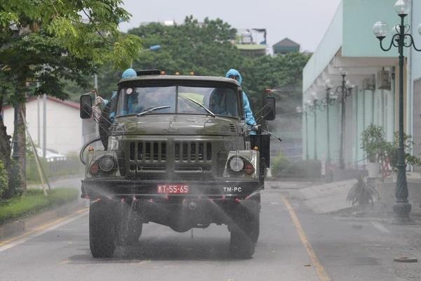 Hỏa tốc: Bộ Y tế yêu cầu rà soát, cách ly người đến, điều trị tại Bệnh viện K cơ sở Tân Triều từ 22/4-6/5-1