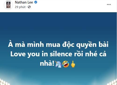 Nathan Lee dằn mặt Thu Minh, dọa kiện đàn chị từng thân-2