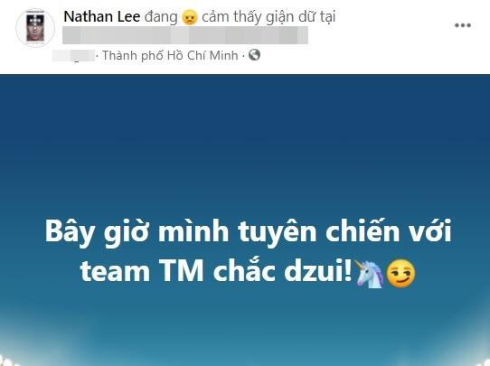 Nathan Lee dằn mặt Thu Minh, dọa kiện đàn chị từng thân-5