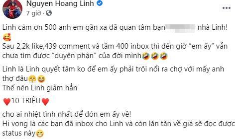 MC Hoàng Linh đại hạ giá, quyết bán tài sản chung với Mạnh Hùng-1