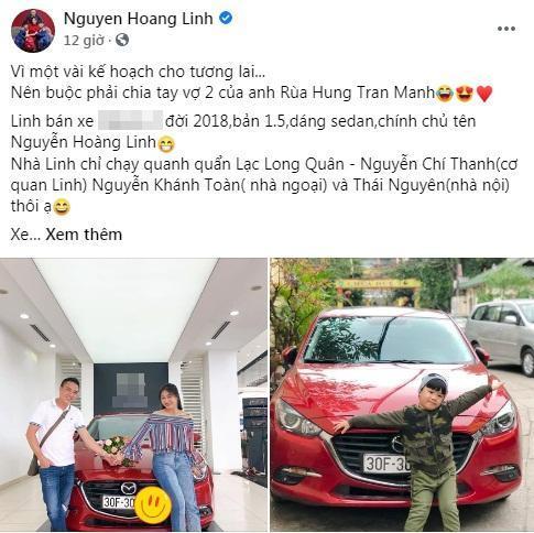MC Hoàng Linh đại hạ giá, quyết bán tài sản chung với Mạnh Hùng-3