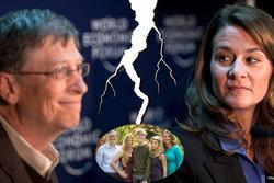 Hé lộ thời điểm vợ chồng Bill Gates rạn nứt, việc công bố ly hôn liên quan con gái